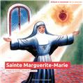 voir Sainte Marguerite-Marie - Album à raconter et à colorier