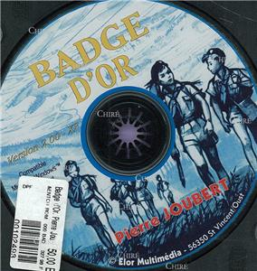 Badge d´or - CD-Rom