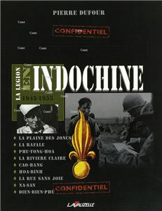 La légion en Indochine 1945-1955