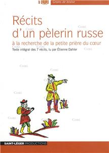 Récits d´un pélerin russe - Audiolivre - CD MP3