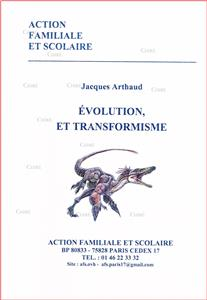 Evolution et transformisme