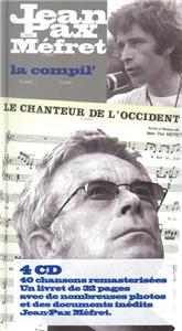 Coffret 4 CD Jean Pax Mefret la compil´. Le chanteur de l´Occident - CD 52001