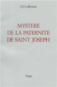 Mystère de la paternité de Saint Joseph