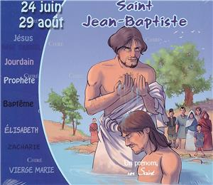 Saint Jean-Baptiste - CD 21098