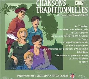 Chansons traditionnelles - Vol 2 - CD 51033