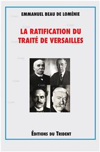 La ratification du traité de Versailles