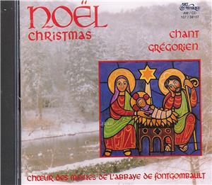 CD Noël - Christmas - Chant grégorien
