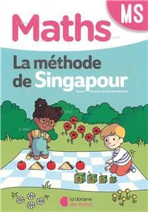Maths MS - La méthode de Singapour